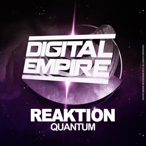 DER0229: Reaktion - Quantum (Original Mix) [Out Now Beatport]
