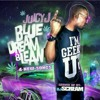 Juicy J-Blue Dream N Lean-Codeine Cups