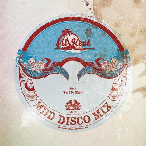 Yes I Do - (Million Dollar Disco Edit) EBC Master (128kbps)
