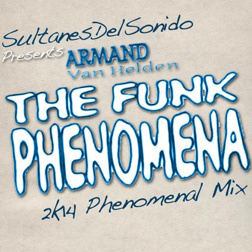 SDS pres. Armand Van Helden - The Funk Phenomena 2K14 (3 AM Phenomenal Mix)