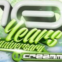 10 Years anniversary CREAMM at LA ROCCA dj SEMMER & JAN (4 HOURS!!!)