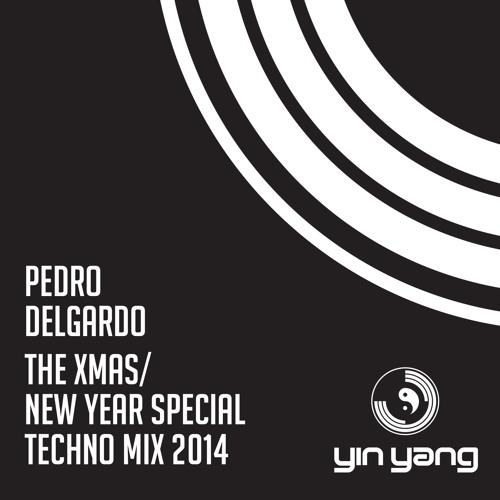 Pedro Delgardo - The Techno Mix - Xmas / New Year Special 2014