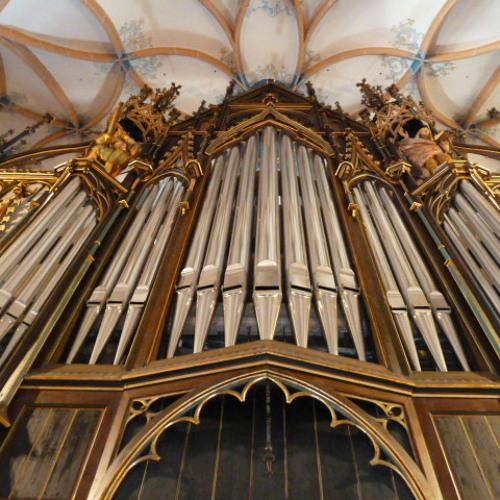 Saxofon&Orgel