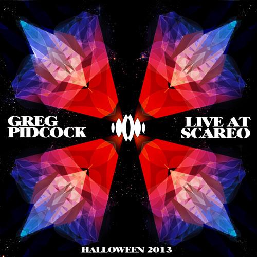 Greg Pidcock - Live at Scareo - Halloween 2013