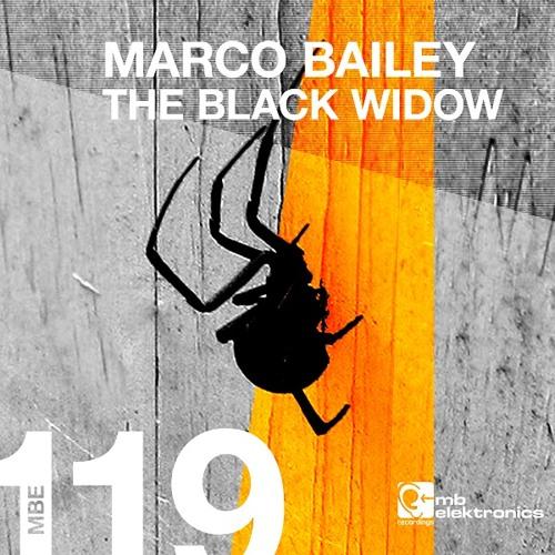 Marco Bailey - The Black Widow (Original Mix) [MB Elektronics]