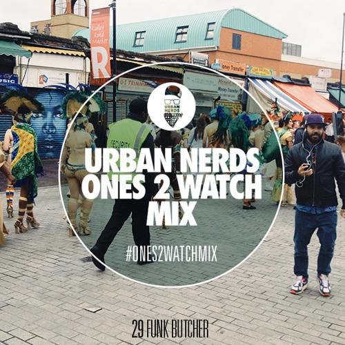 Funk Butcher Urban Nerds Mix 2013