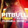 Pitbull-Timber Feat Ke$ha(Fluxwell Remix)(Instrumental)