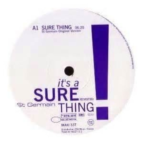 St Germain - Sure Thing (Larry Houl Re-Edit)
