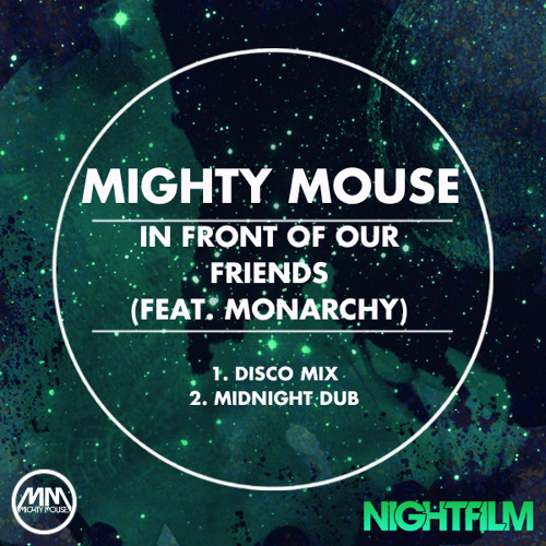 In Front Of Our Friends (feat. Monarchy) (Disco Mix)