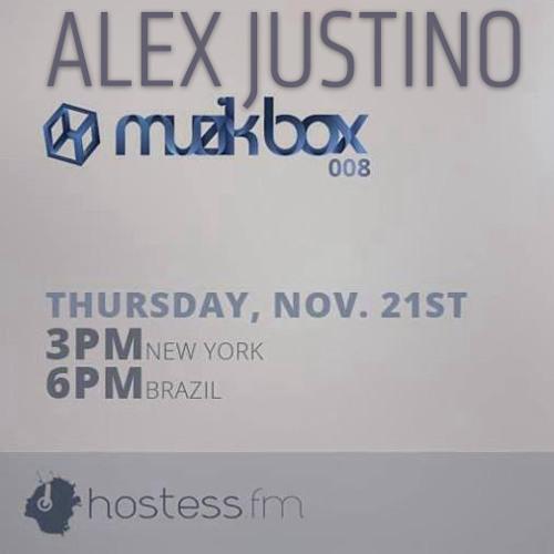 Alex Justino - Set - Muzik Box 008