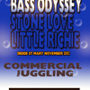 Download BASS ODYSSEY LS STONE LOVE LS LITTLE RICHIE JUGGLING IN ST MARY NOV 2K13 Mp3