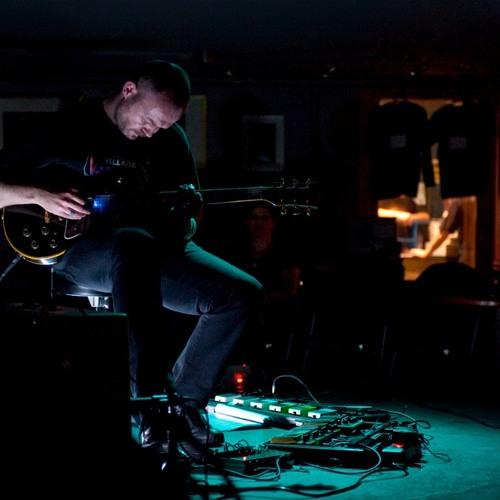 Dirk Serries' Microphonics Live At Il Teatro Moderno