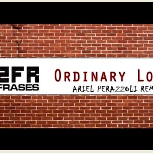 U2 - ORDINARY LOVE - ARIEL PERAZZOLI REMIX