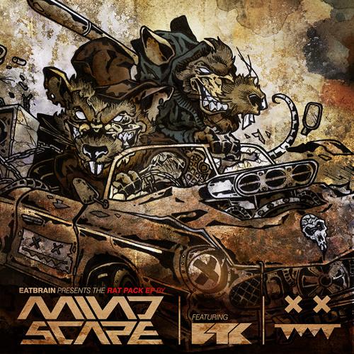 Mindscape & BTK - Road Rage [EATBRAIN009-C]