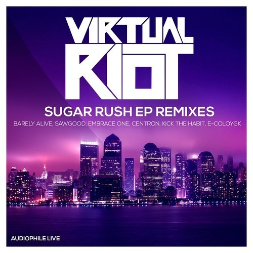 Virtual Riot - Sugar Rush (Barely Alive Remix)