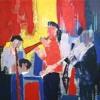 NOUS DEUX ( Jacqueline ) - SIDNEY BECHET - 1953 Portada del disco