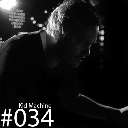 deathmetaldiscoclub #034 - Kid Machine