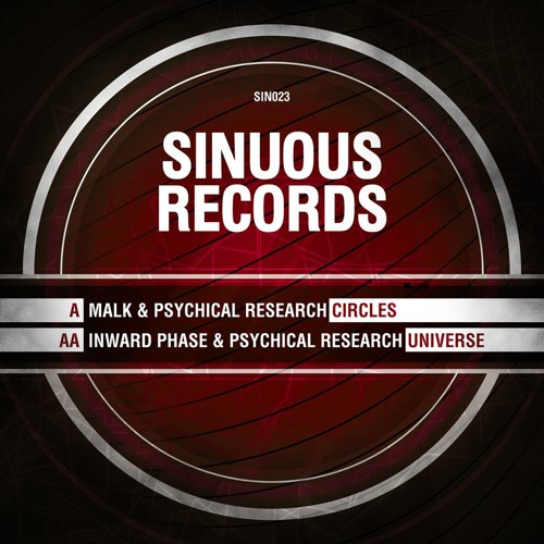 Sinuous Records / Inward Phase & Psychical Research - Universe