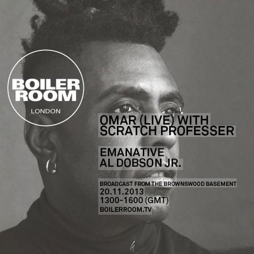 Emanative Boiler Room mix