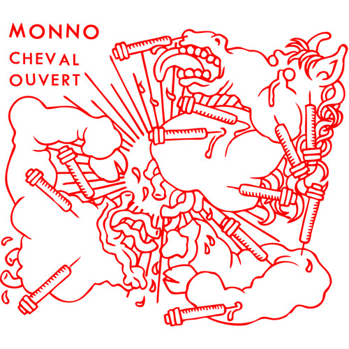MONNO - CHEVAL OUVERT (samples)