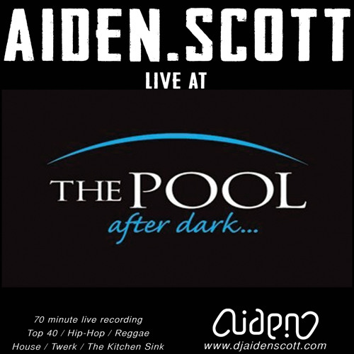 Aiden Scott LIVE @ Harrah's The Pool (November 22, 2013 / Opening for DJ Camilo)
