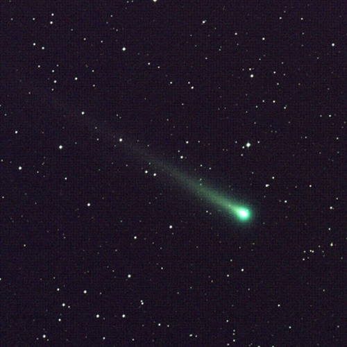 The Thanksgiving comet beckons