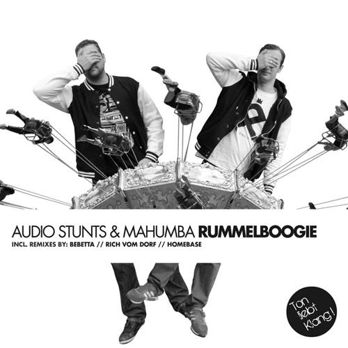 Audio Stunts & Mahumba - Rummelboogie (Homebase Remix) OUT IN 01/2014
