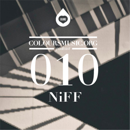 Coloursmusic.org podcast #10 - NiFF