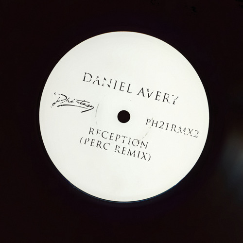 Daniel Avery - Reception (Perc Remix) Preview