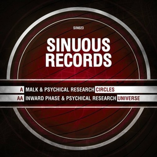 Inward Phase + Psychical Research - Universe [Sinuous]