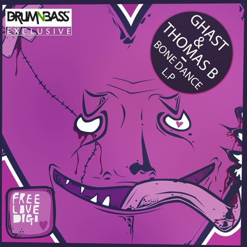 Bone Dance by Thomas B - DrumNBass.NET Exclusive