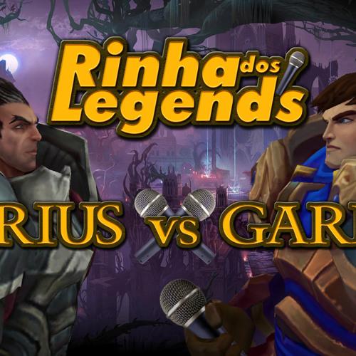 Rinha dos Legends (Darius vs Garen)