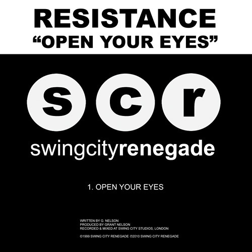 Resistance - Open Your Eyes [1999]