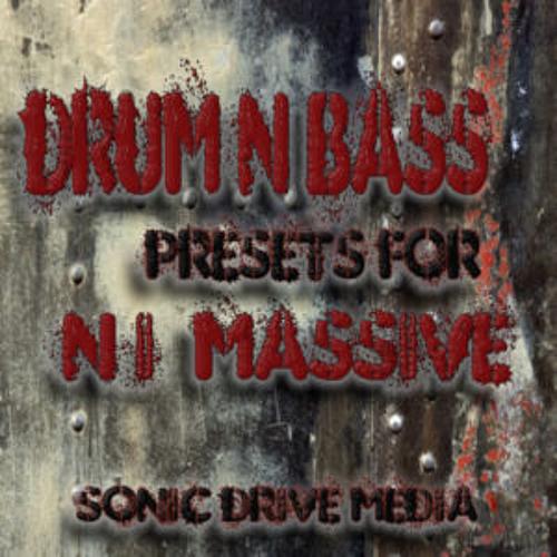 DNB Presets for Native Instruments Massive - 40 Massive Sounds
