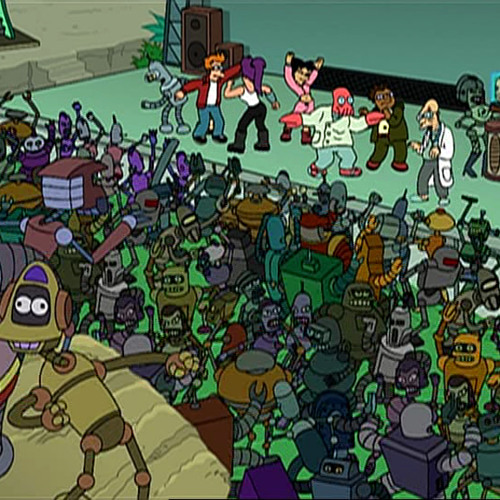 The Robot Party