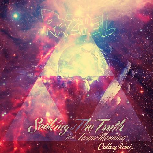 Seeking Of The Truth by Razihel ft. Taryn Manning (Catboy Remix)