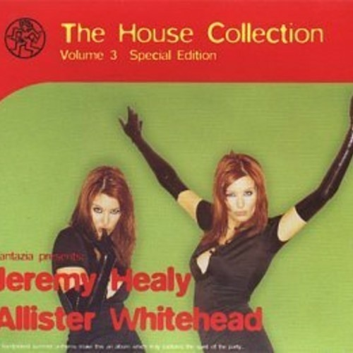 034 - The House Collection vol.3' - Disc 2- Mixed by Alistair Whitehead (1995)