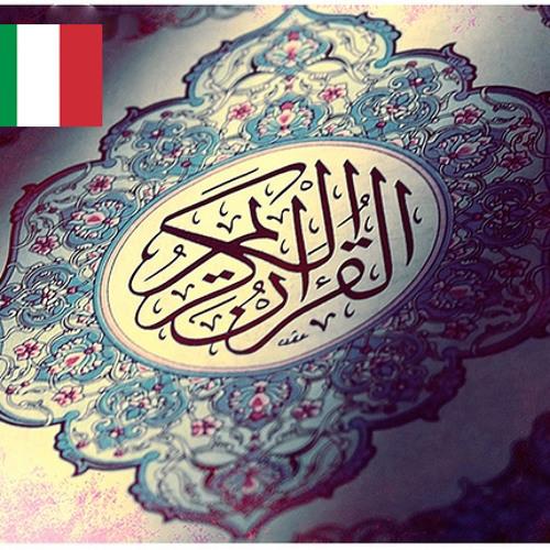 Quran translation in Italiano by EDC