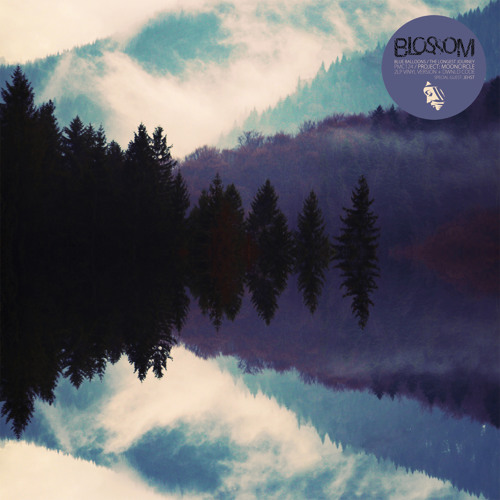 Blossom 'Canvas' (Blue Balloons / The Longest Journey 2LP/Digital - Project: Mooncircle, 2013)