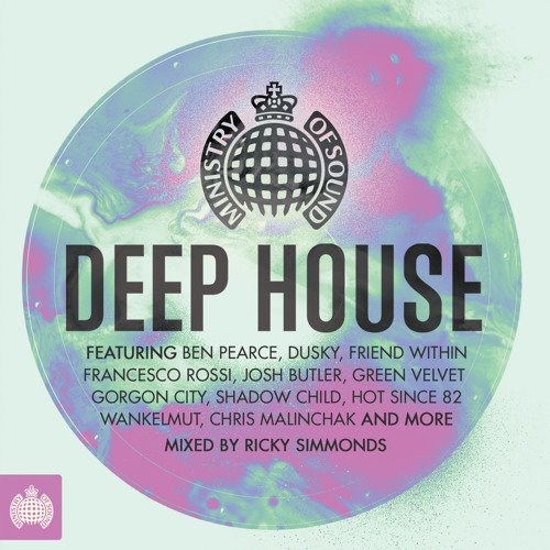 Ministry of Sound - Deep House (Mixed By Ricky Simmonds) Radio Ad