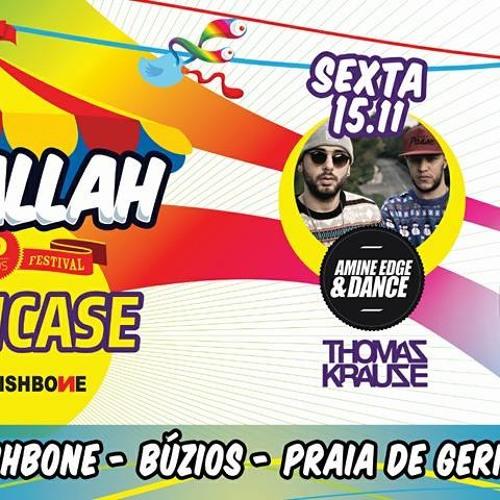 2013.11.15 - Amine Edge & DANCE @ Kaballah - Fishbone, Privilege, Buzios, BR