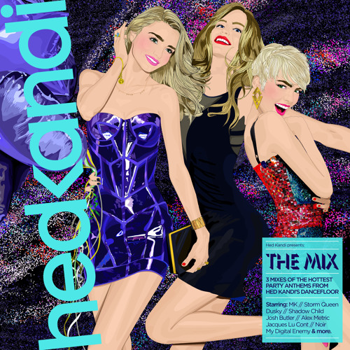 The Mix 2014 album preview (out now on Hed Kandi Records)