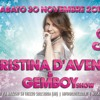 SPOT GLITTERS - CRISTINA D'AVENA & GEMBOY - 30 NOV 2013