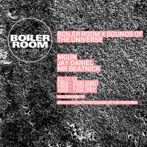 Jay Daniel Boiler Room mix