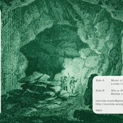 [RM26] Mynoda - Music of Caves (Limited Edition Cassette) OUT NOW