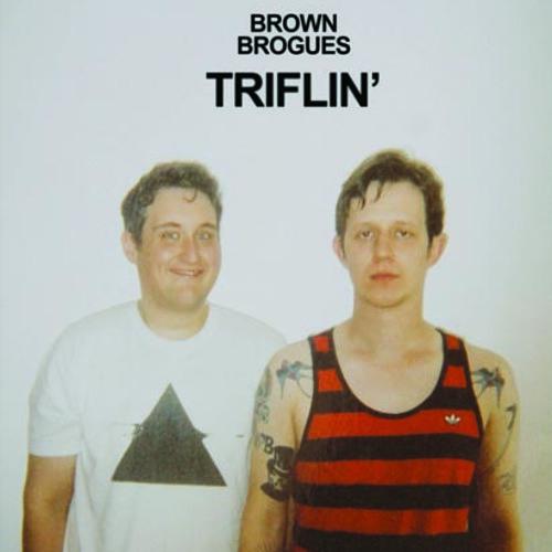Brown Brogues - Laser Beast