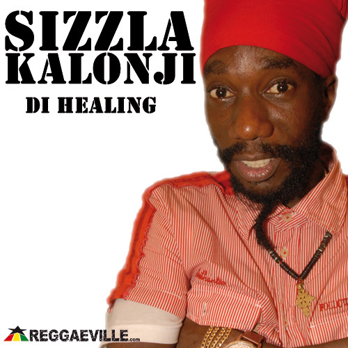 Sizzla Kalonji - Di Healing [Bread Back Productions 2013]