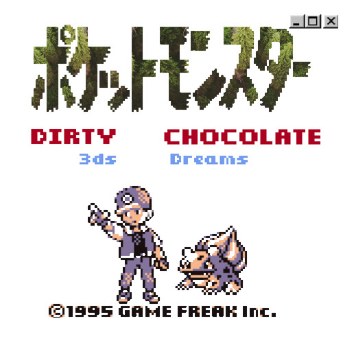 3Ds Dreams by Dirty Chocolate