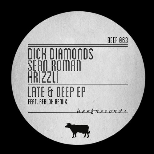 Sean Roman, Dick Diamonds - Heatstrokes (Reblok remix)
