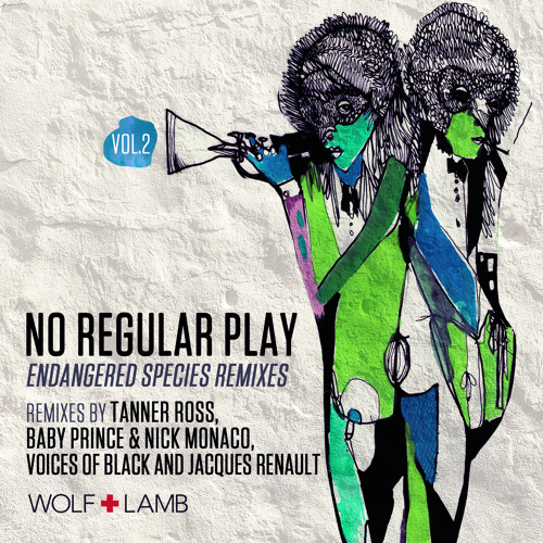 No Regular Play - El Dorado (Jacques Renault Remix) [Preview]